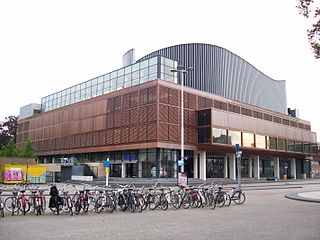 Fontys School of Fine and Performing Arts Fine and performing arts school in Tilburg, Netherlands