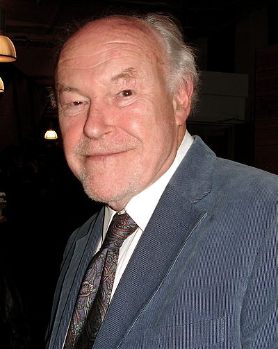 Timothy West, English film, stage, and television actor