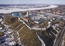 Tobolsk Kremlin by Dmitry Medvedev.jpg