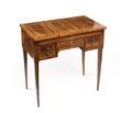 Toilettbord, 1700-talets slut - Hallwylska museet - 109803.tif