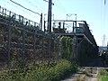 Tokaido Shinkansen Hiratsuka-Toyoda set-off line 02.jpg