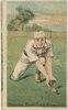 Tom Forster, Milwaukee Team, baseball card portrait LCCN2007680720.tif