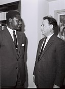 Tom Mboya Aharon Becker 1962.jpg