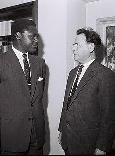 Tom Mboya Kenyan politician