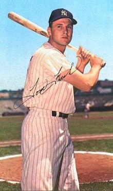 Tom Tresh - New York Yankees.jpg
