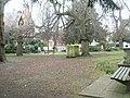 Tomb in Windsor Parish Churchyard - geograph.org.uk - 1168725.jpg