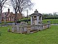 Tomb of Sir John Soane, St Pancras Old Church - geograph.org.uk - 315356.jpg