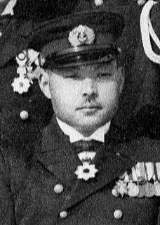 Tomoshige Samejima Japanese admiral