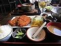 Tonkatsu set (8658148413).jpg