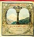 Tony Grubhofer Zum Ortler Titel 1899.jpg