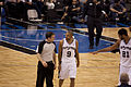 Tony Parker talks to ref Spurs-Magic077.jpg