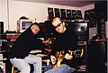 Tony Visconti and Richard Barone.jpg