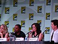 Torchwood panel at 2011 Comic-Con International (5983170245).jpg