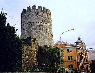 Tower of Llanes - Image: Torre de Llanes