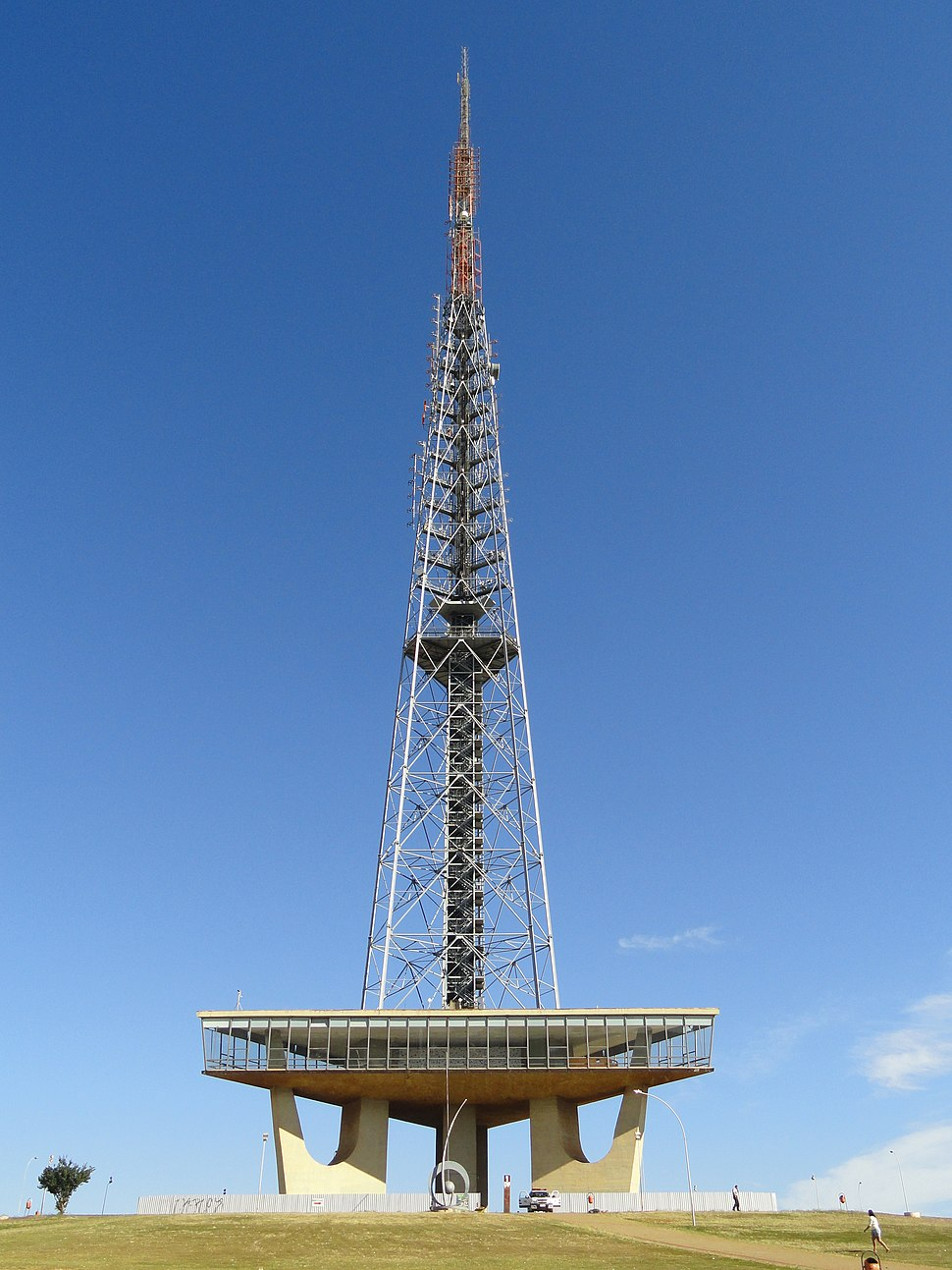 Torre de TV de Brasília - DSC00092