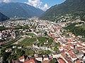 Town and Castelgrande castle of Bellinzona.jpg