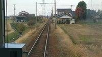 File:Toyama Chihō Railway Tateyama Line 2014-11-27 15-22-40 Kamagafuchi Station - Shitadan - Enoki-machi Station.webm