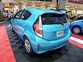 Toyota AQUA S (DAA-NHP10) rear.jpg