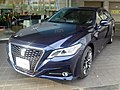Toyota CROWN 3.5 HYBRID G Executive (6AA-GWS224-AEXEB) front.jpg