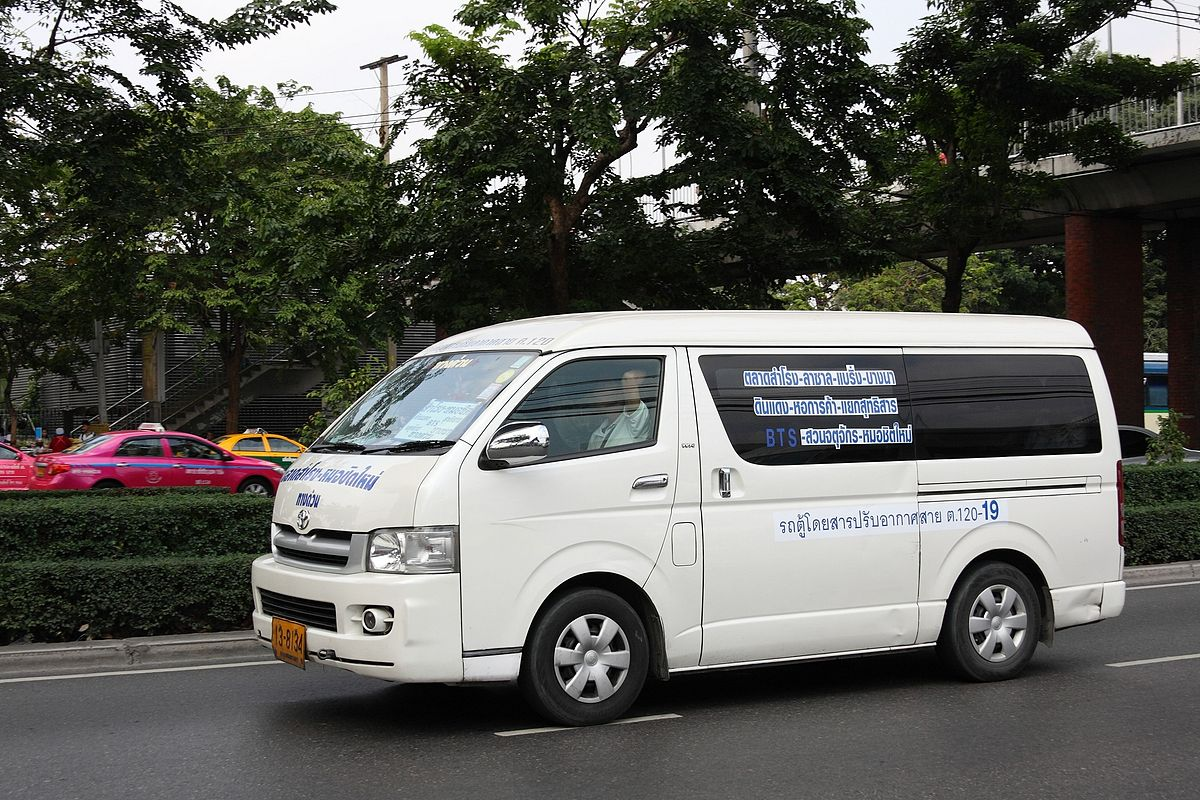 Van Car Rental