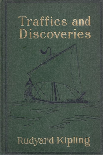 Traffics and Discoveries - American edition, original cover
