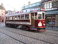 Tram No. 10, Beamish Museum, 26 November 2006 (2).jpg