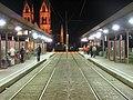 Tram station Hauptbahnhof freiburg.jpg