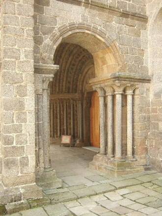 Ulrich I, Duke of Brno - Burial place in Benedictine Abbey, Třebíč
