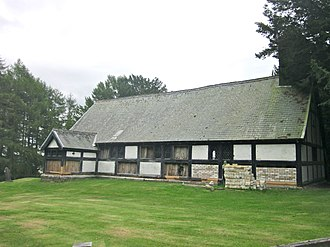 Trelystan - Image: Trelystan Church, Montgomeryshire 01