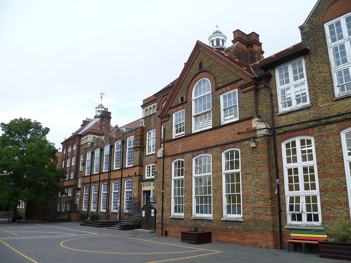 Trinity Primary Academy Wikipedia
