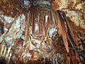 Tropfsteindetail in der Grotte de la Madeleine © by Besenbinder - panoramio.jpg