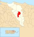 Trujillo Bajo, Carolina, Puerto Rico locator map.png