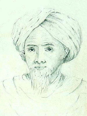 Minangkabau people - Tuanku Imam Bonjol, a leader in the Padri War.