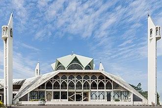 Tuaran District - Image: Tuaran Sabah Masjid An Nur 01