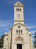 Église Saint-Augustin d'Enfidaville, Enfida