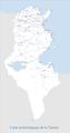 Tunisie carte archéologique.PNG