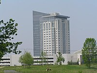 Turning Stone Resort and Casino hotel tower.jpg