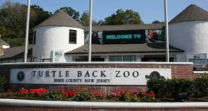 Turtle Back Zoo - Entrance to the Turtle Back Zoo