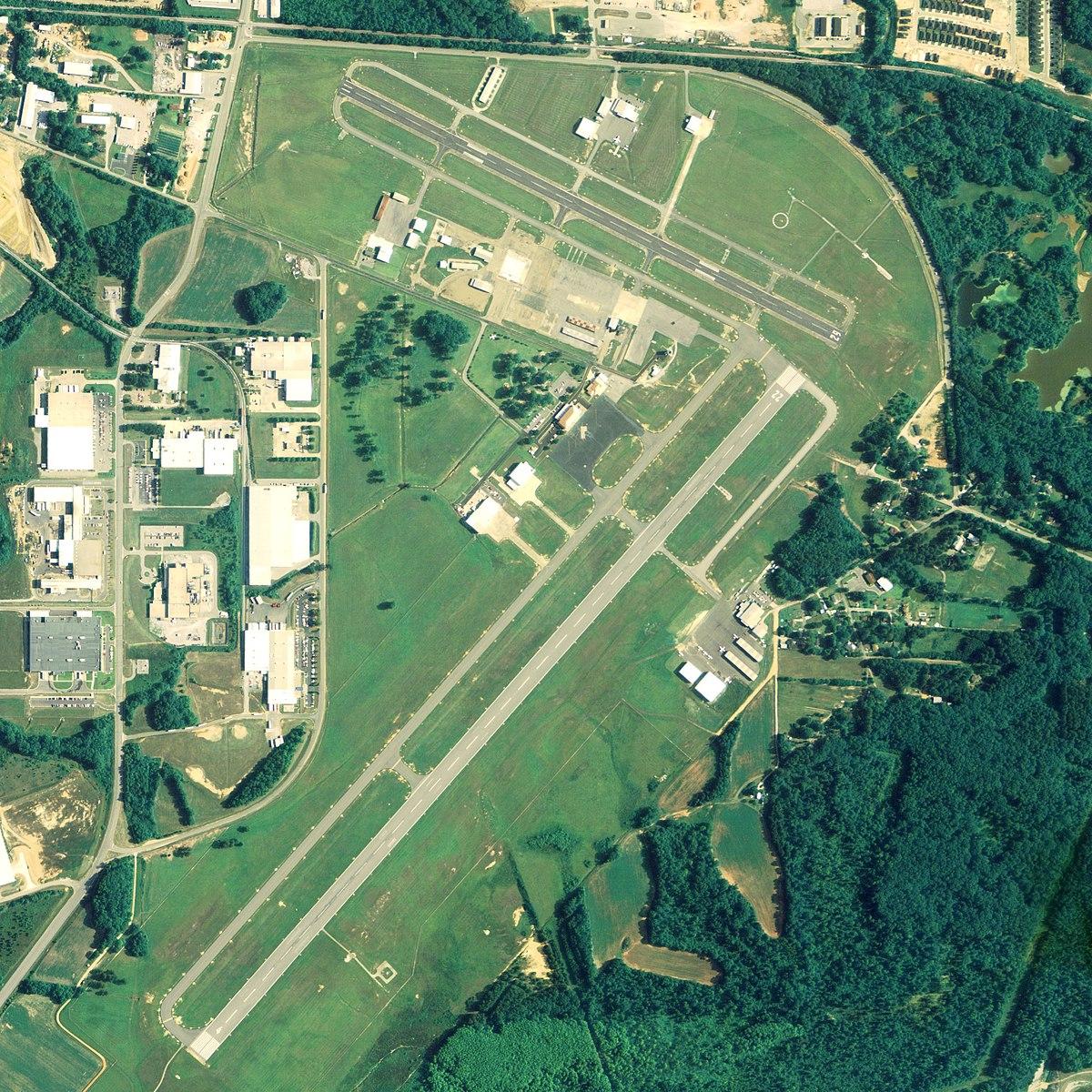 Tuscaloosa Regional Airport Wikipedia - Alabama airports