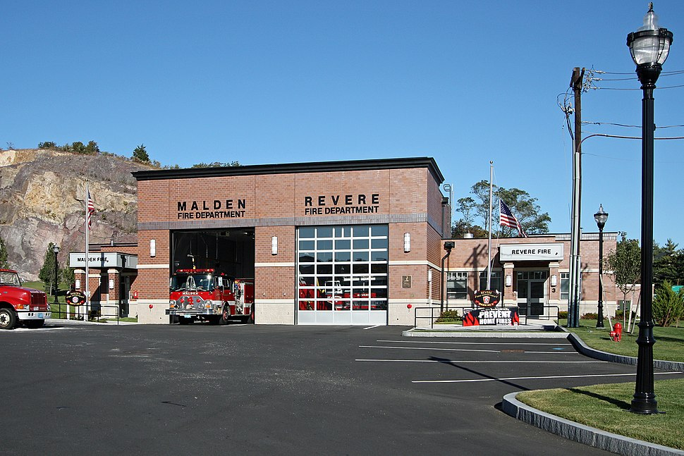 Twin Fire Stations