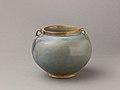 Two-eared jar, Jun ware MET 1663-1.jpg