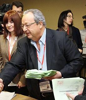 Spanish politician