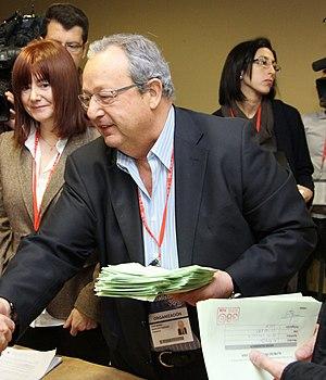 Benegas, José María (1948-2015)