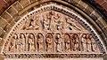 Tympan de l'église Saint-Sauveur de Collonges-la-Rouge.JPG