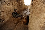 U.S. and Coalition Forces Mentor Afghan National Army in Dismount Patrol DVIDS251827.jpg