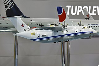 Ilyushin Il-112 Military transport aircraft under development