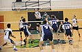 UFV men's volleyball vs Cap Nov 7 2014 36 (15141501293).jpg