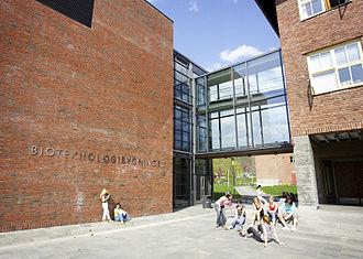 Norwegian University of Life Sciences - NMBU Biotechnology Building