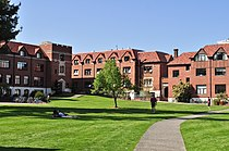 UPS - Langdon, Harrington, & Schiff Halls 01.jpg