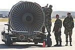 USAF KC-135 Engine replacement-2+ (732463494).jpg